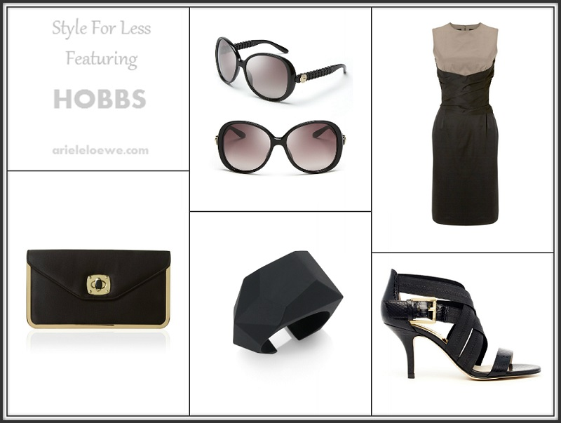 Style For Less Featuring Hobbs Belair Dress