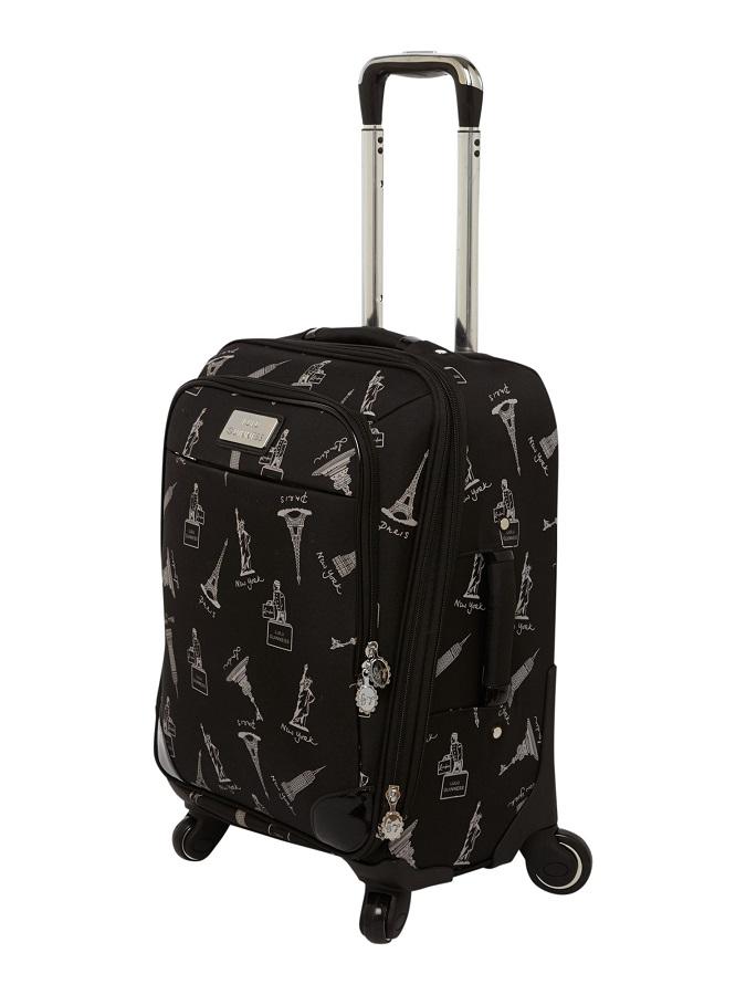 LULU GUINNESS bell boy   cabin suitcase