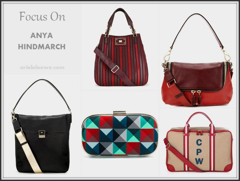 Focus On Anya Hindmarch