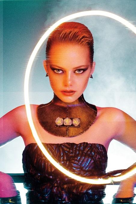 Mikael Jansson / Emma Stone / Interview / September 2012
