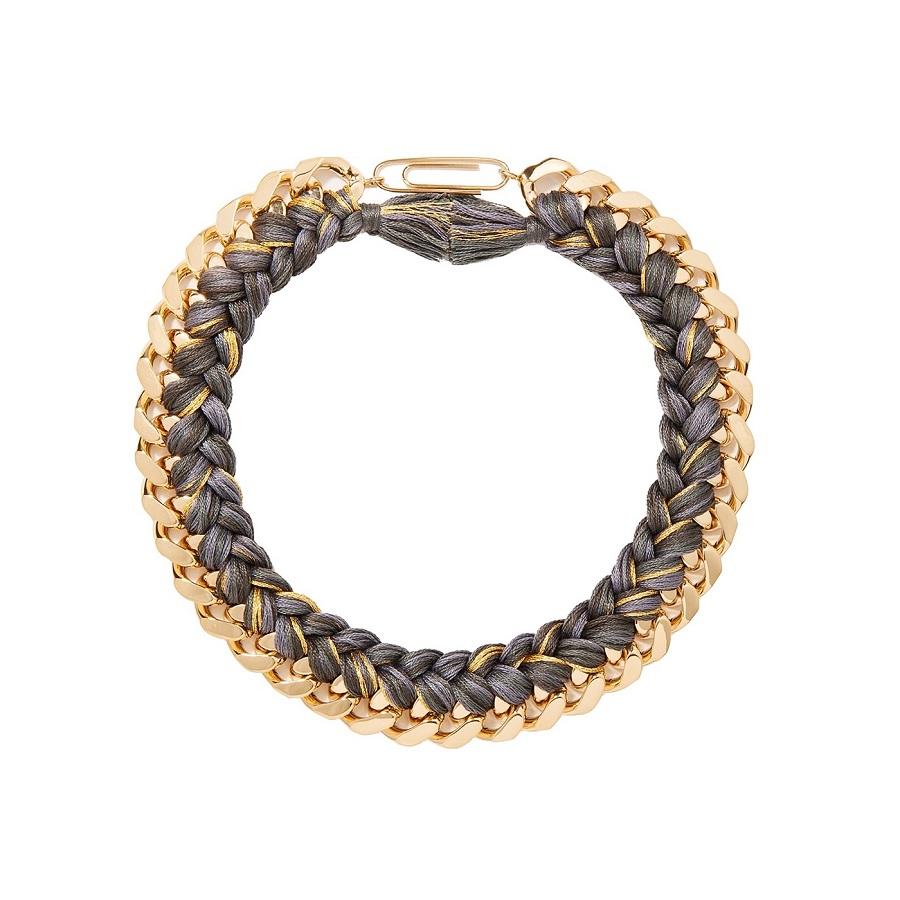 AURELIE BIDERMANN   gold necklace