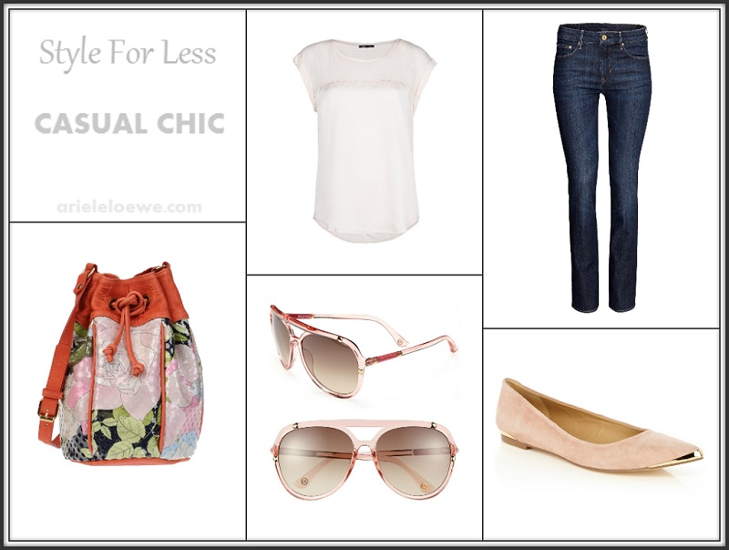 Style For Less Casual Chic