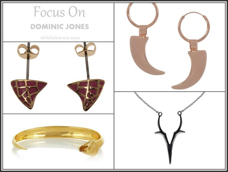 Focus On Dominic Jones