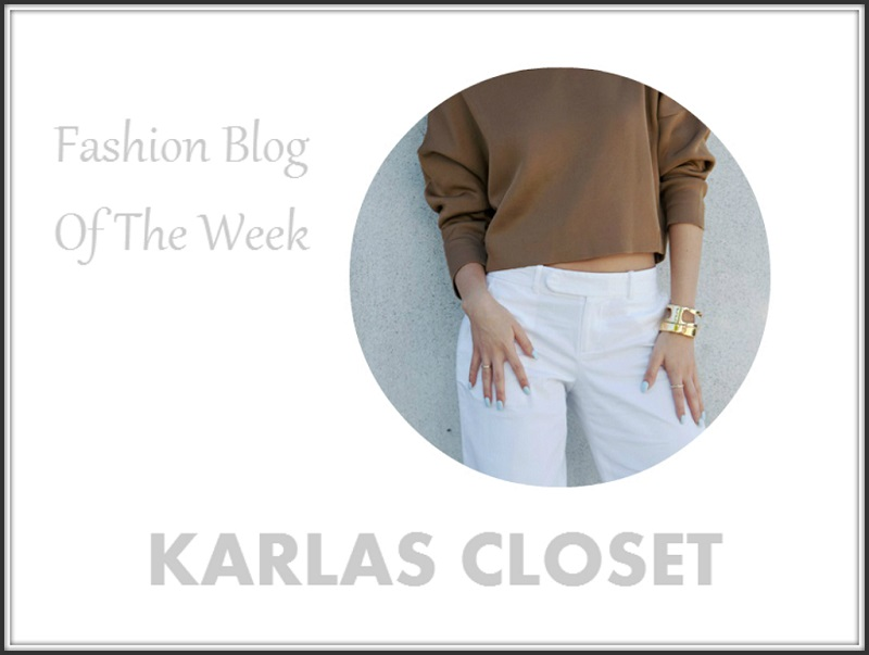 Blog Of The Week Karlas Closet