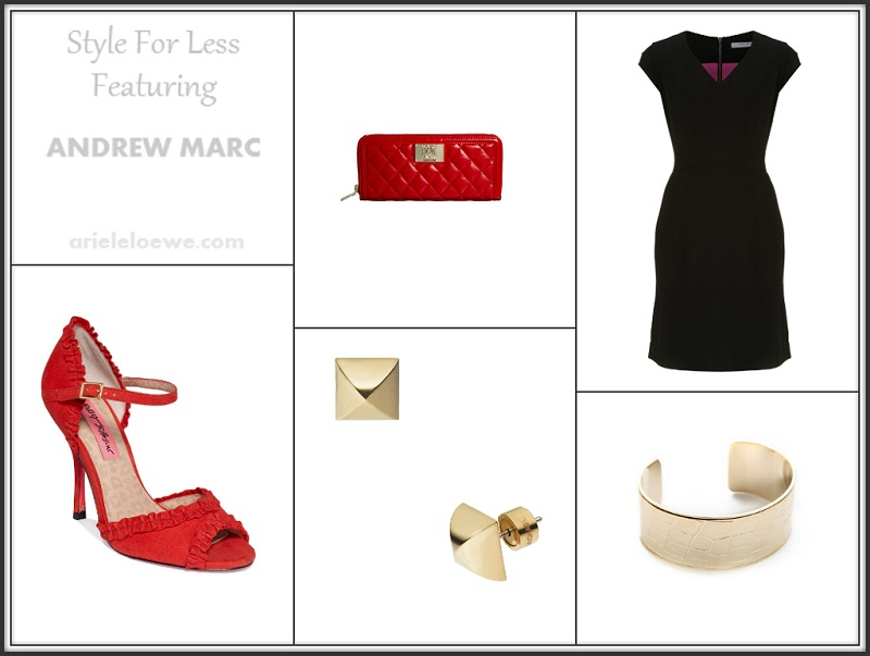 Style For Less Featuring Andrew Marc
