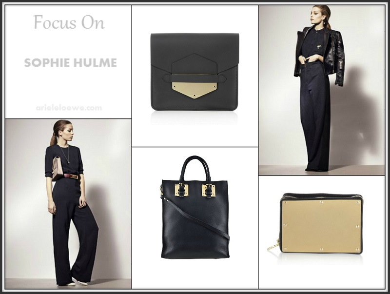 Focus On Sophie Hulme