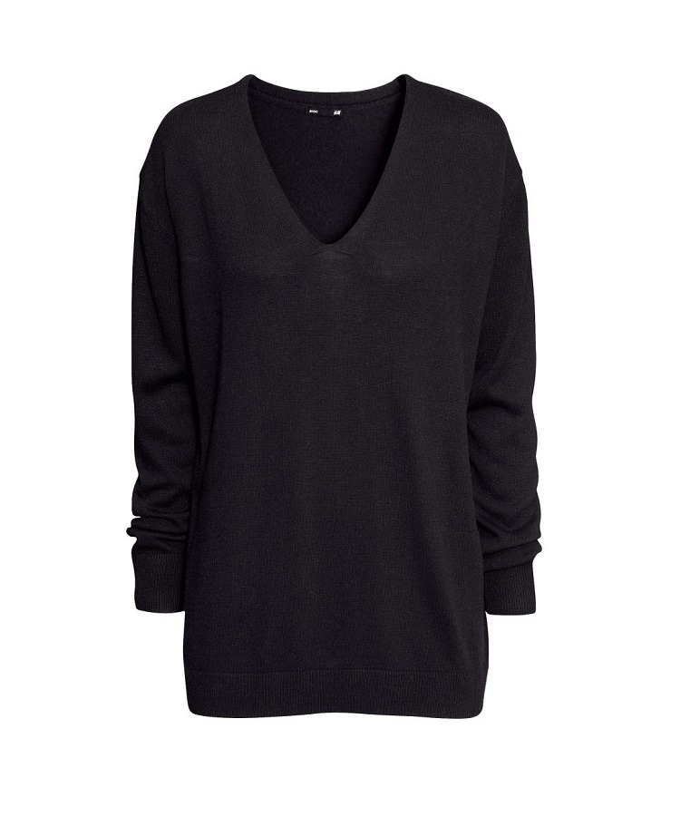 H&M   fineknit jumper