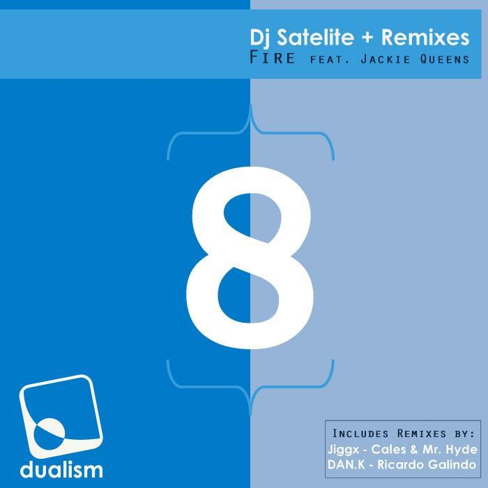 DJ Satelite ft. Jackie Queens - Fire