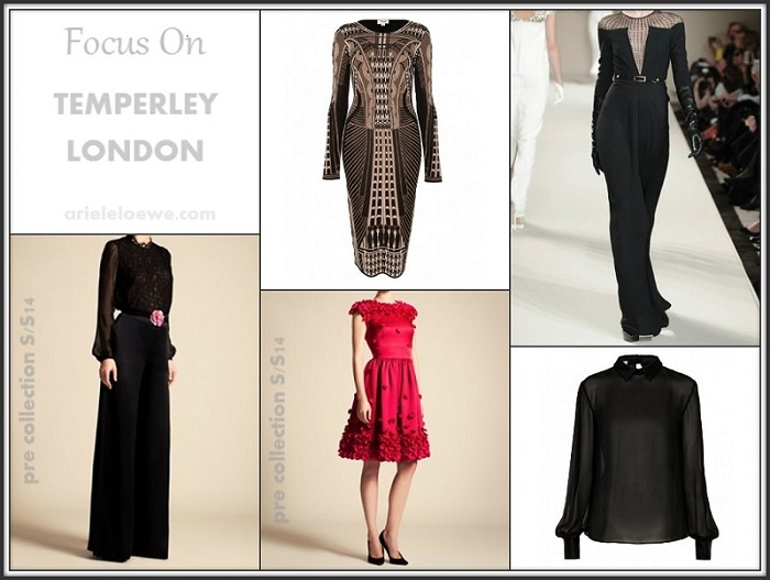 Focus On Temperley London