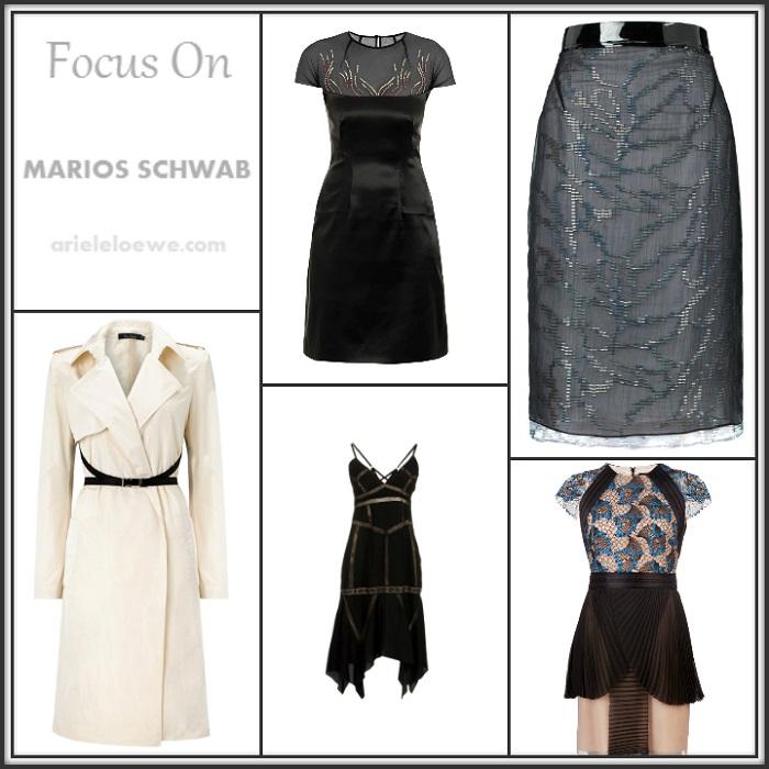 Focus On Marios Schwab