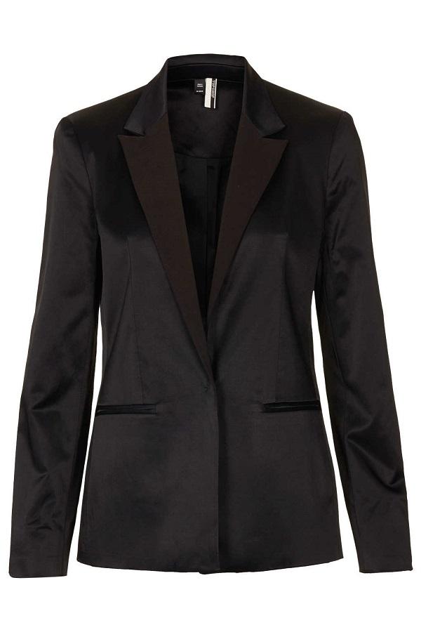 TOPSHOP   smart lux blazer