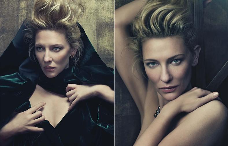 Craig McDean / Cate Blanchett / W Magazine / June 2010