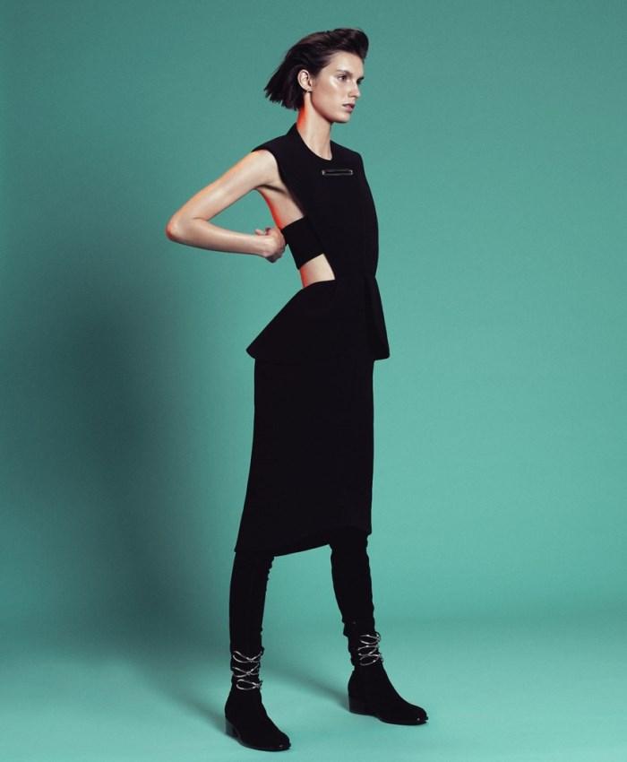 Paola Kudacki / Marte Mei Van Haaster / Vogue España / September 2013