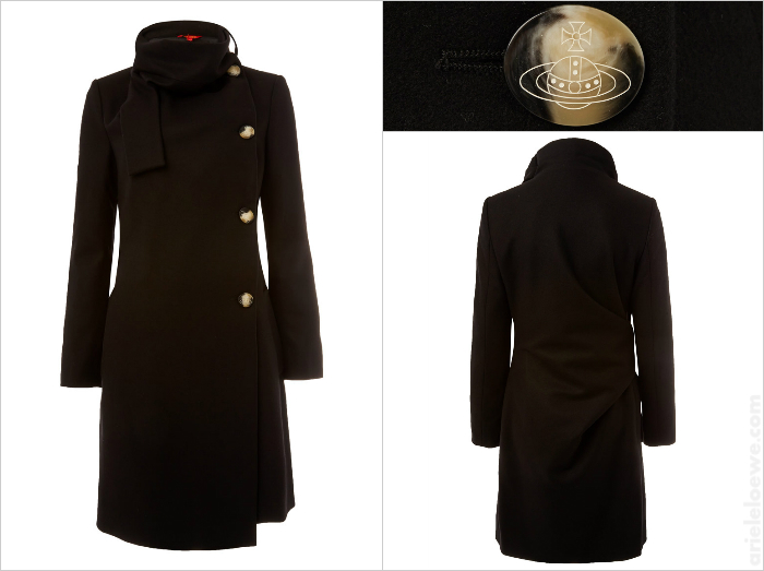Vivienne Westwood Red Label Melton Coat