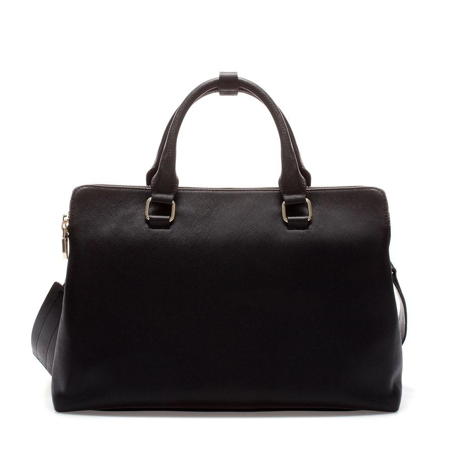 Citybag With Zips