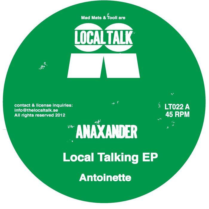 Anaxander - Antoinette