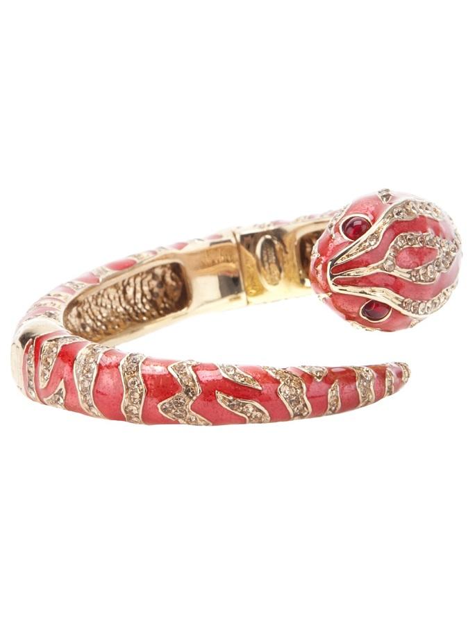 Embellished Snake Bracelet
