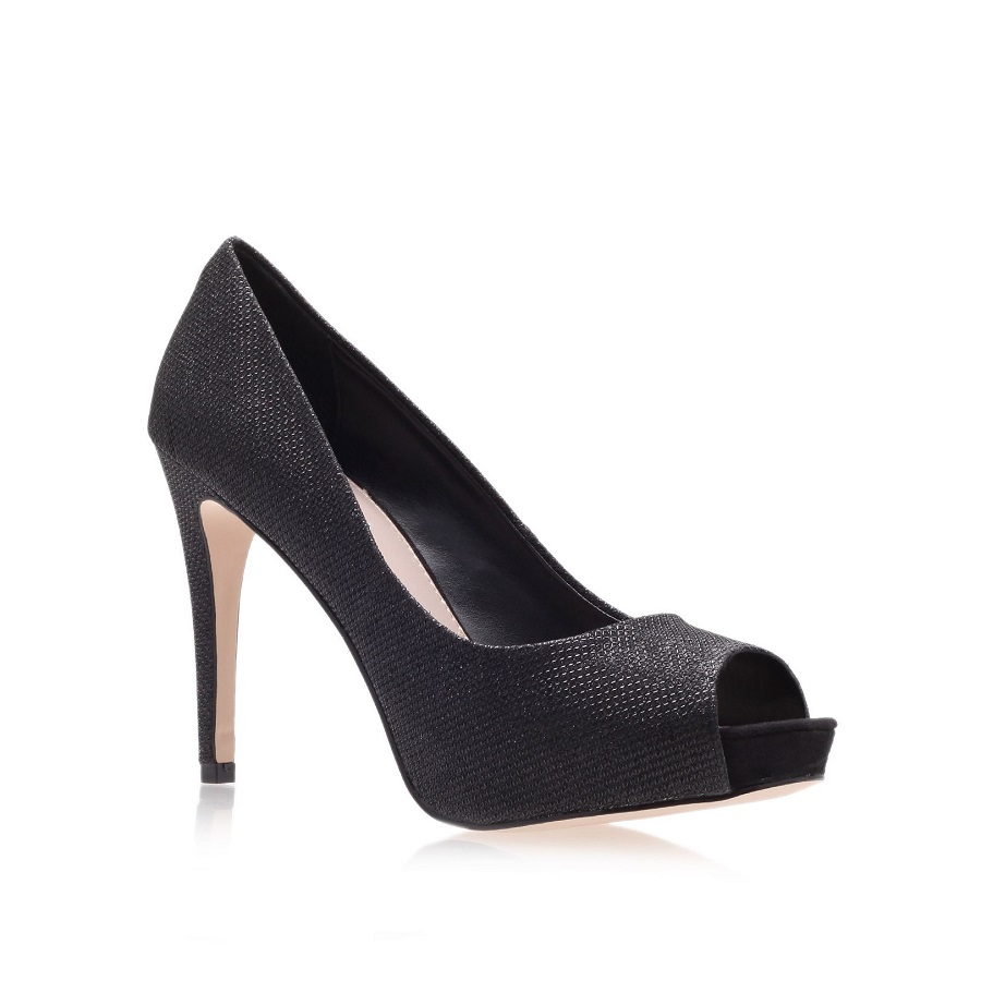 Peep Toe Pump