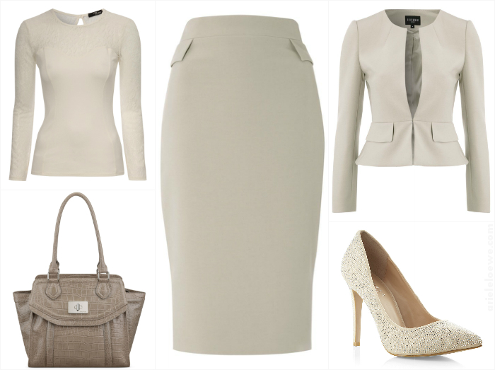Style For Less: Working Neutral Featuring Hobbs