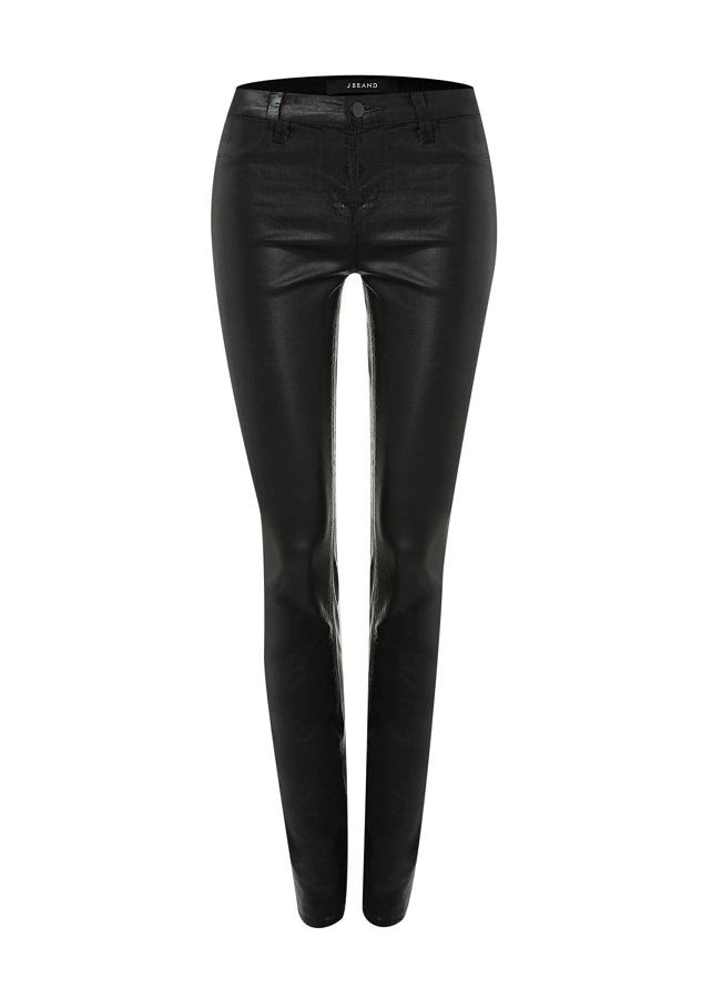 815 Mid Rise Coated Skinny Jeans