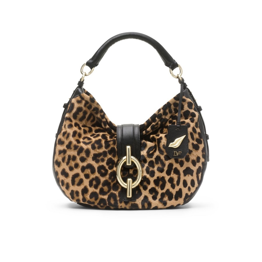 Leopard Hobo Bag