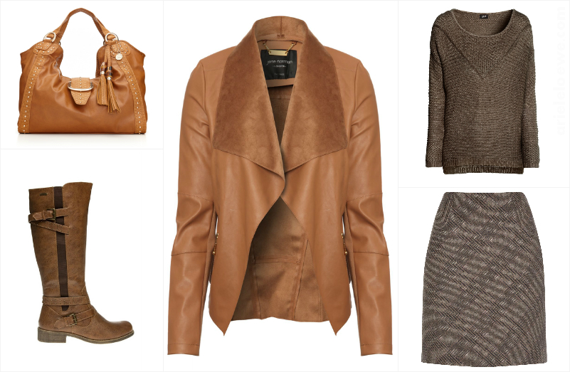 Style For Less Jane Norman Waterfall Jacket