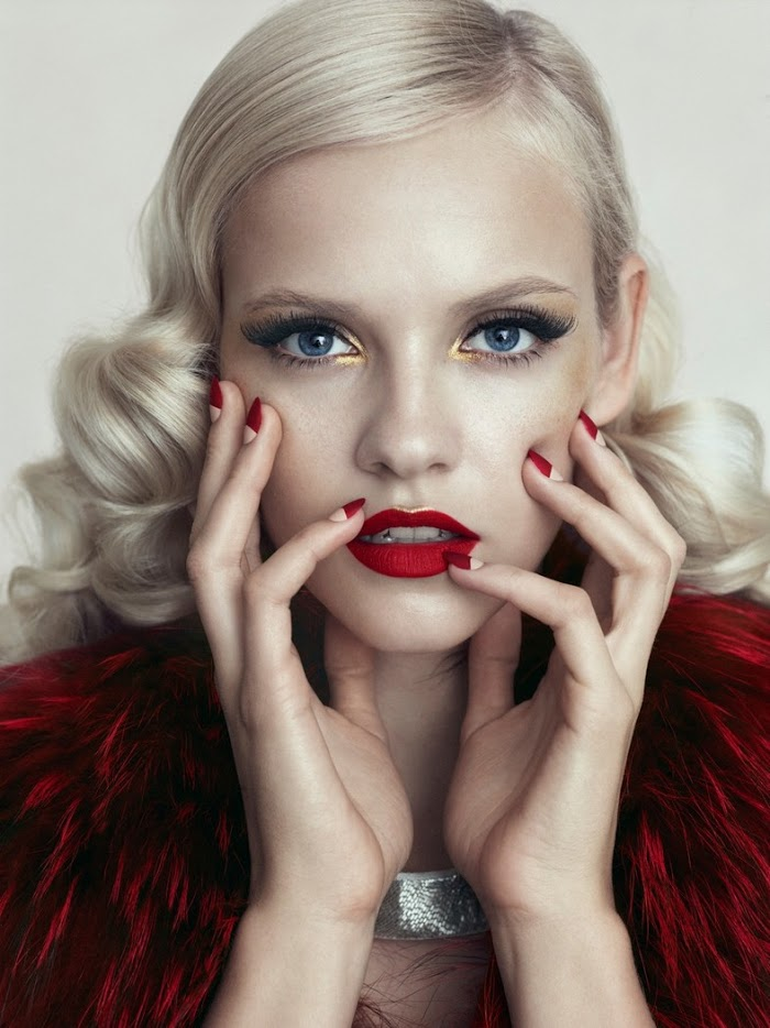 Norman Jean Roy / Ginta Lapina / Allure Russia