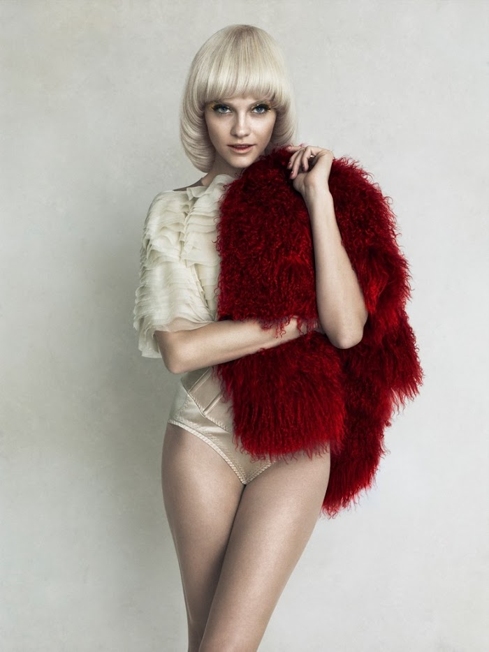 Norman Jean Roy / Ginta Lapina / Allure Russia