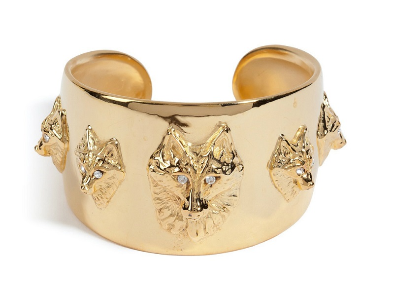 Just One Thing: Tom Binns 7 Wolves Cuff