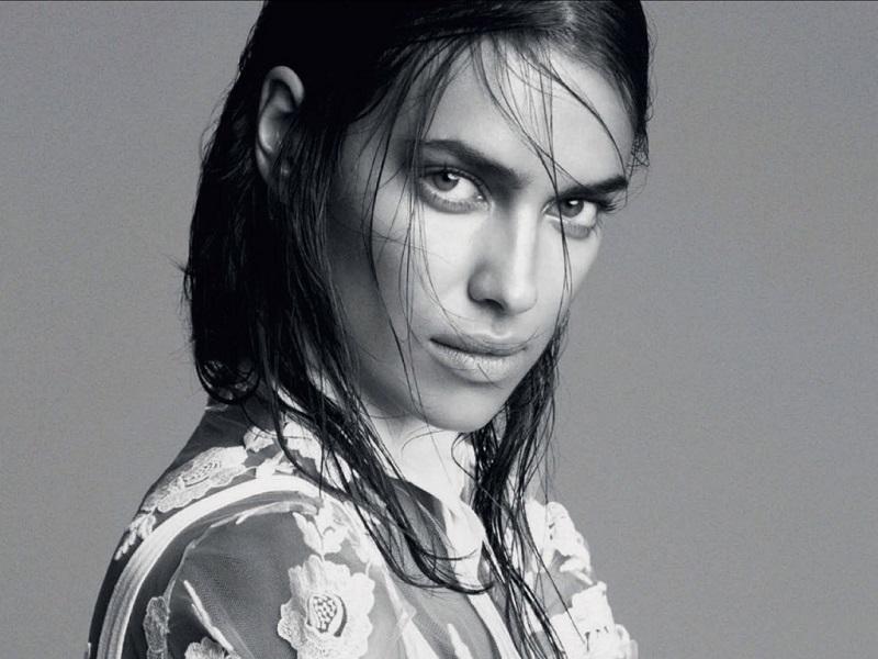 David Roemer / Irina Shayk / Vogue Mexico / January 2014