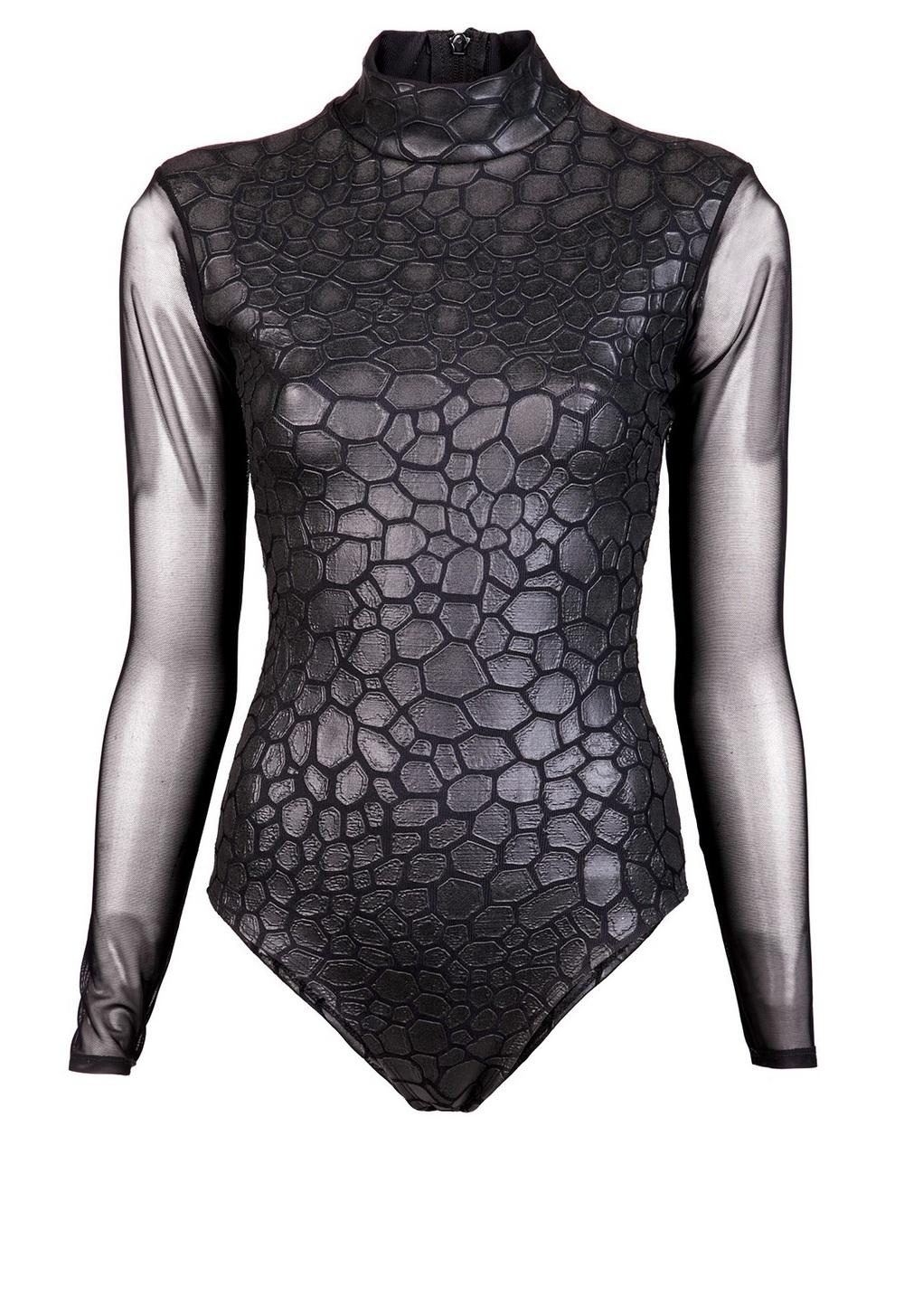Mesh Body Suit