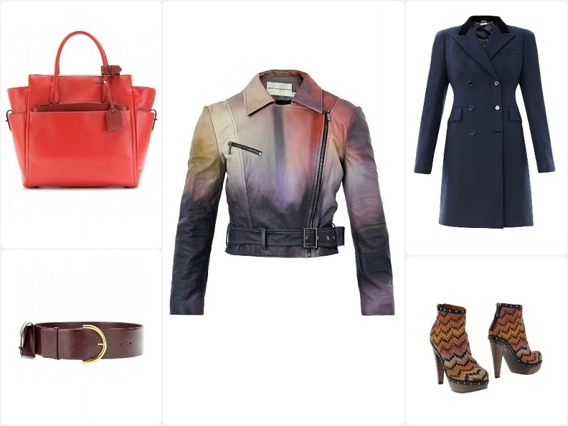 Ariele's Selection Designer Sales Featuring Mary Katrantzou, Reed Krakoff, Alexander McQueen, Stella McCartney, Missoni.