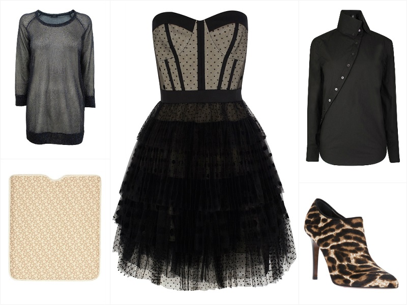Ariele's Selection Designer Sales Featuring Karen Millen, Joseph, McQ Alexander McQueen, DKNY Active, Lanvin.