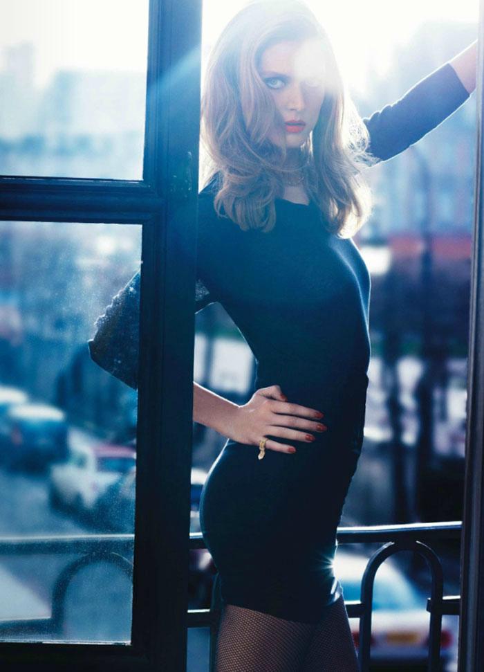 Katja Rahlwes / Malgosia Bela / Vogue Paris