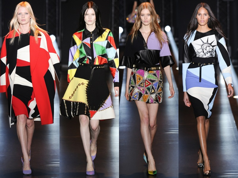 Milan Fashion Week: Fausto Puglisi Autumn/Winter 2014-15 Collection