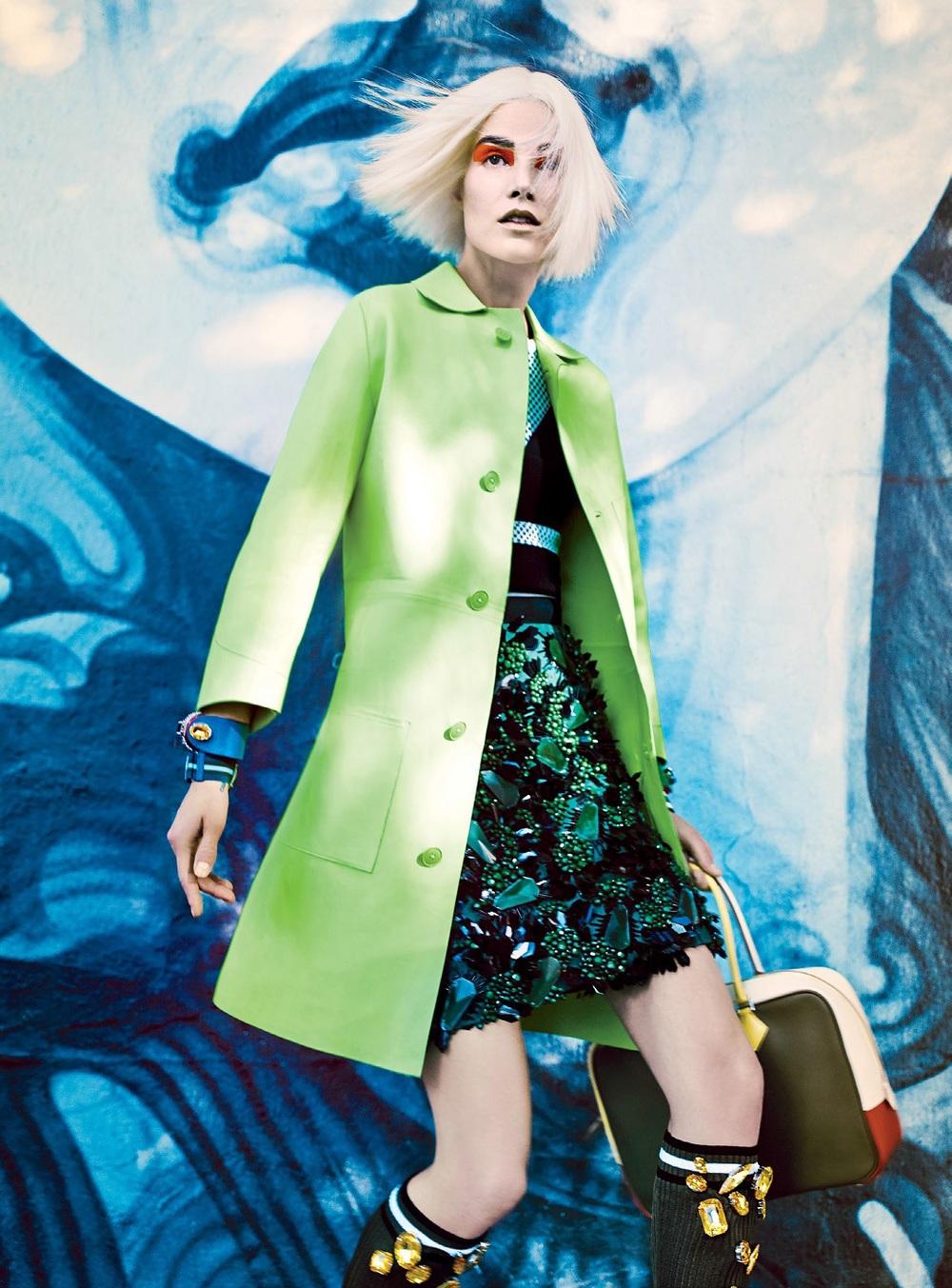 Craig McDean / Suvi Koponen & Joan Smalls / Vogue US