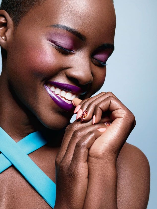 Philippe Salomon / Lupita Nyong'o / Essence  / March 2014