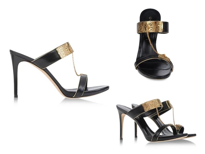 CASADEI Marrakech Sandals S/S14