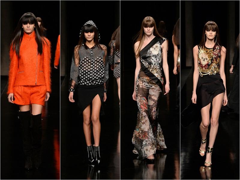John Richmond Milan Fashion Week A/W 2014-15