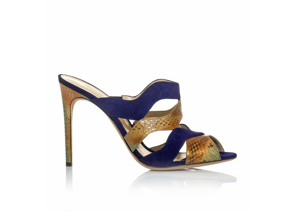 ALEXANDRA BIRMAN mule sandals currently 60% off