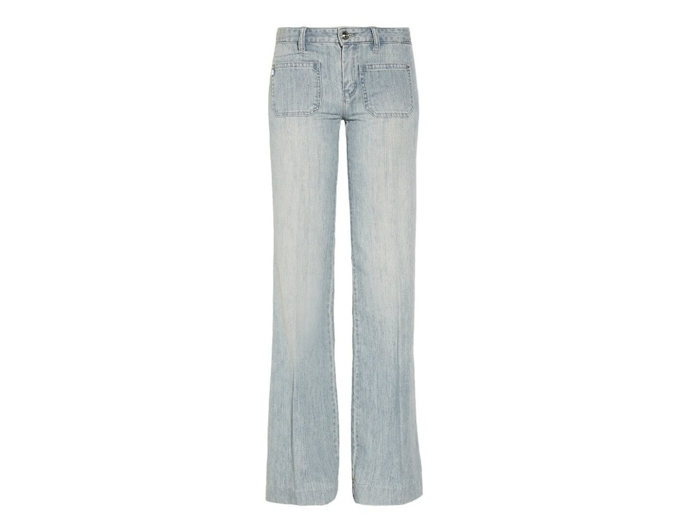 MICHAEL MICHAEL KORS wide leg jeans currently 65% off