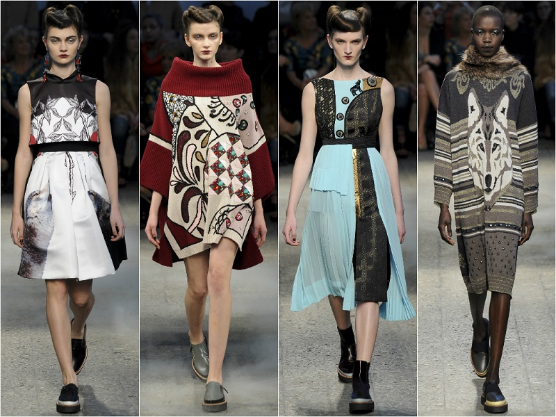Milan Fashion Week: Antonio Marras Autumn Winter 2014-15