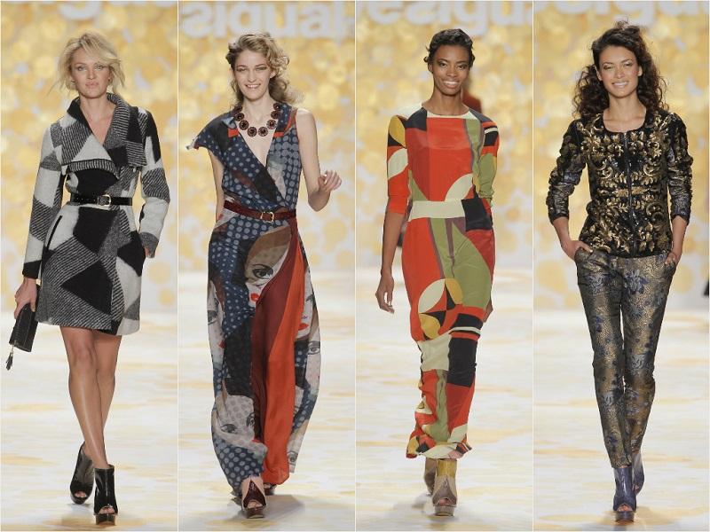 New York Fashion Week: Desigual Autumn Winter 2014-15