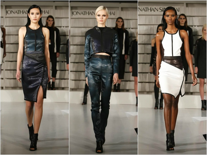 New York Fashion Week: Jonathan Simkhai Autumn Winter 2014-15