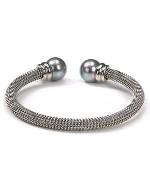 Majorica Pearl Bangle