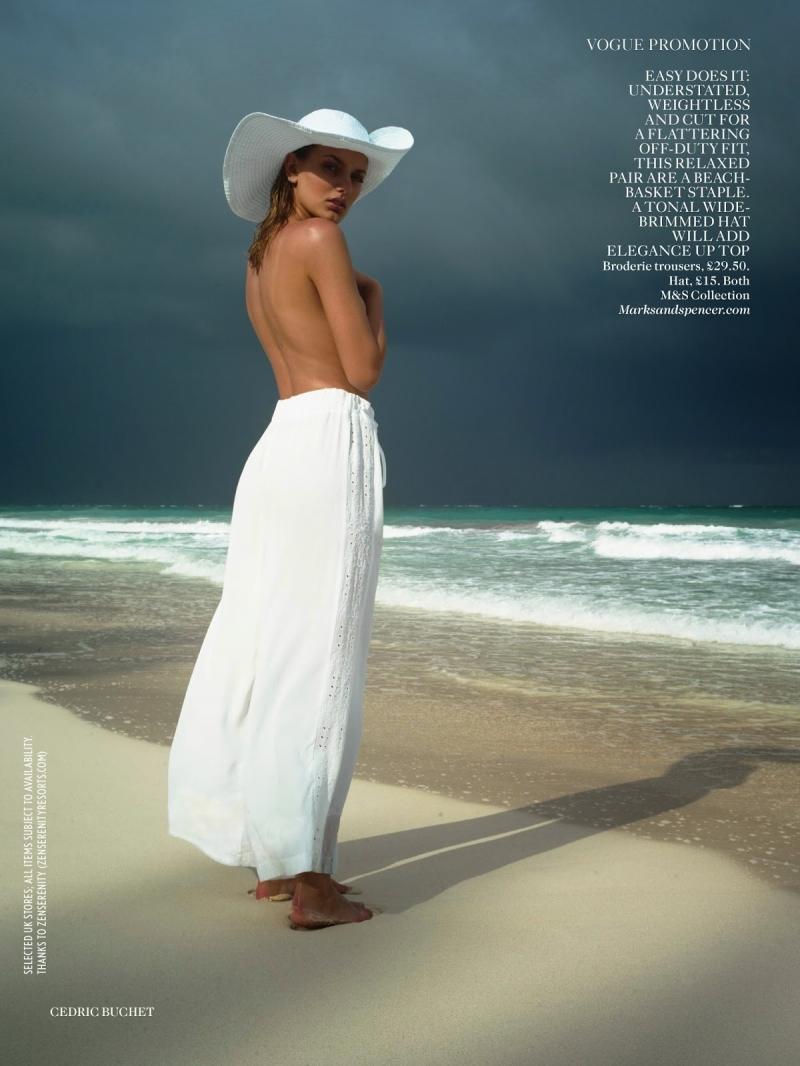 Cedric Buchet / Bregje Heinen / Vogue UK / June 2014