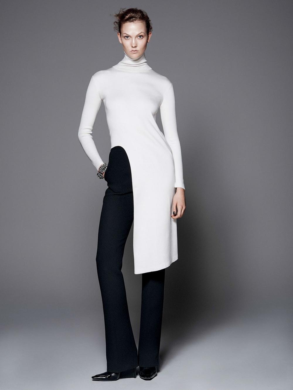 David Sims / Karlie Kloss / Vogue US / July 2014