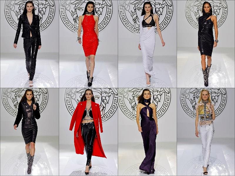 Versace A/W 2013 Milan Fashion Week