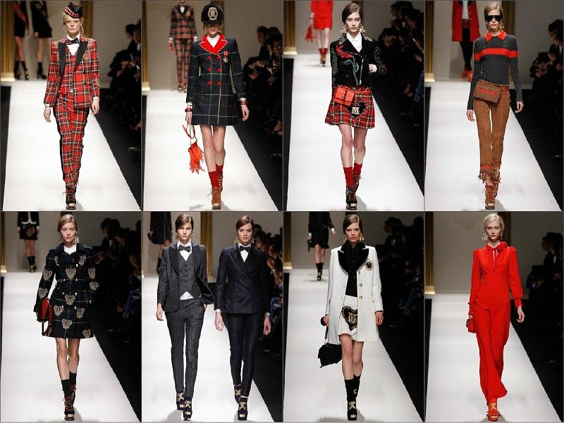 Moschino Women A/W 2013 / Milan Fashion Week