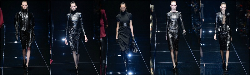 GUCCI Women Autumn Winter 2013 / Filippo Fior